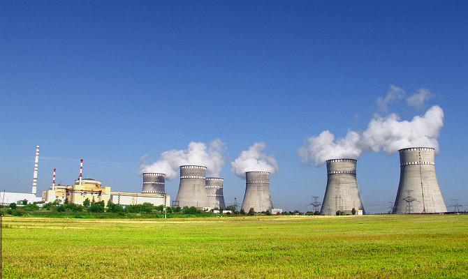 Заходи з підвищення безпеки енергоблоків АЕС, проведені протягом 2012-2016 років, не вплинули на довкілля, – Енергоатом
