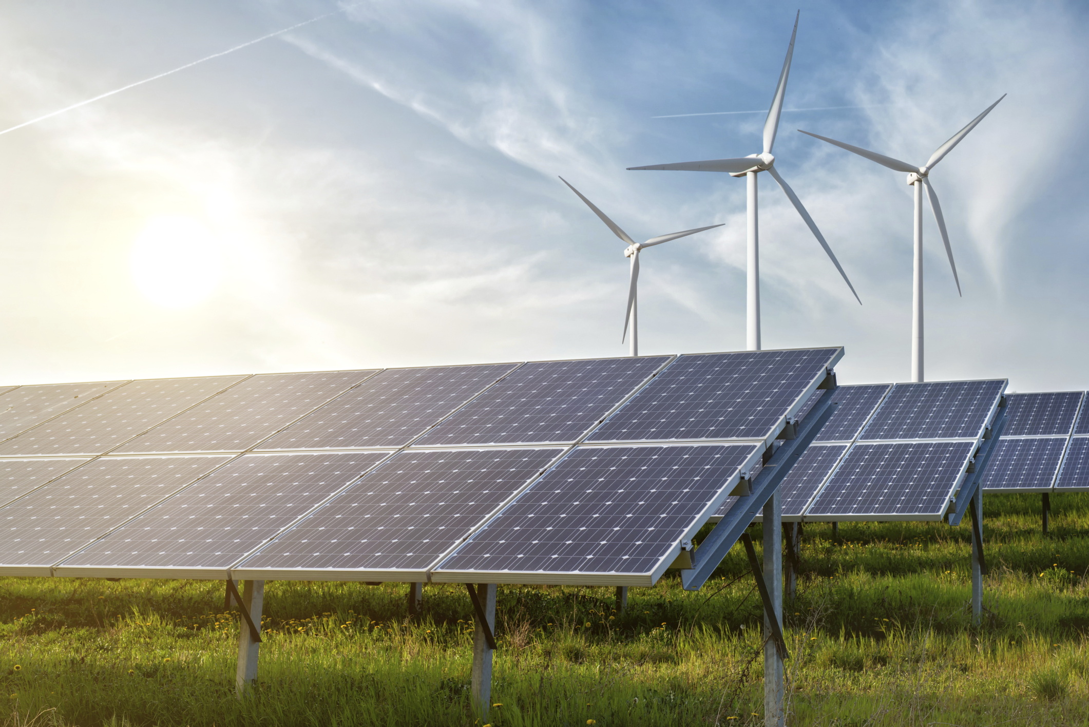 Україна планує збільшити на 8% споживання відновлювальної енергії до 2020 року