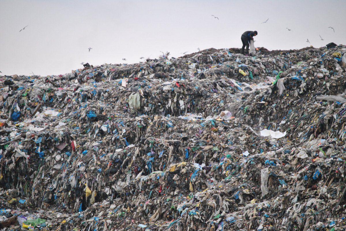99% звалищ в Україні не відповідають екологічним вимогам – Семерак