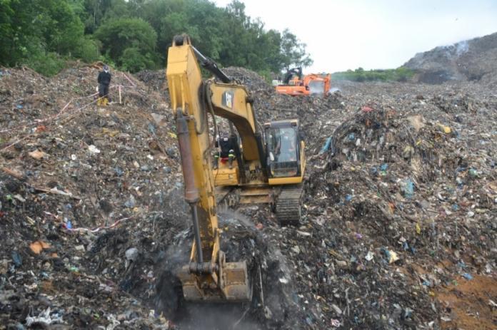 Львівських екоіспекторів не пустили обстежити Грибовицьке сміттєзвалище