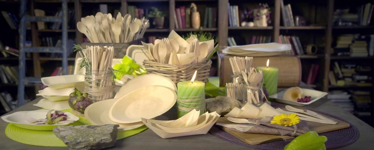 Під Одесою вироблятимуть унікальний одноразовий еко-посуд