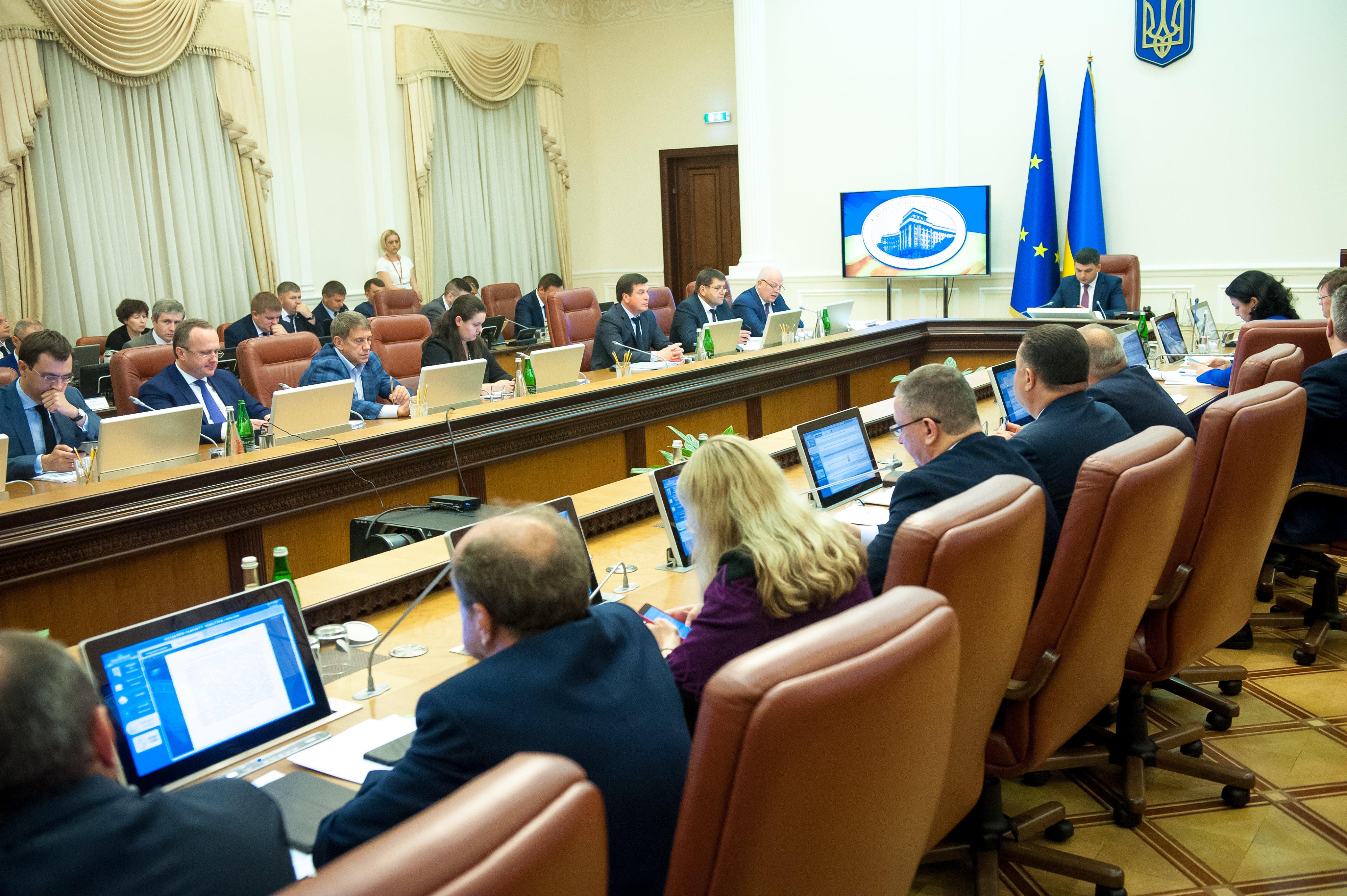 Кабмін підтримав Стратегію низьковуглецевого розвитку України до 2050 року