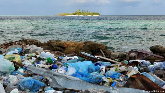 83% морського сміття, знайденого в Чорному морі, становить пластик
