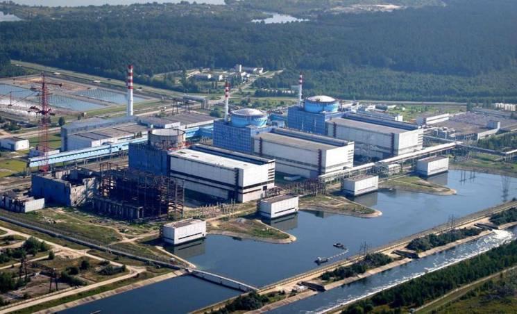 Україна завершила транскордонні консультації по проекту добудови двох енергоблоків ХАЕС