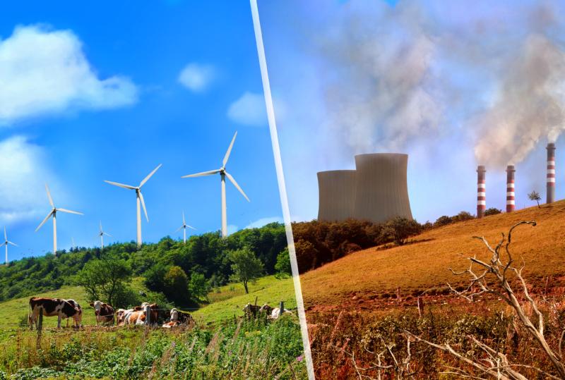 """""""Зелена"""" генерація обвалила ціну для вугільних ТЕС та Енергоатому на ринку енергії в Україні"""