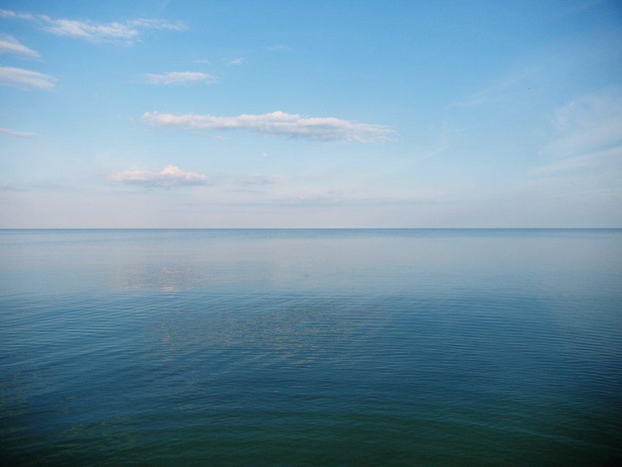 Стан води у перехідних водах та прибережній зоні морів