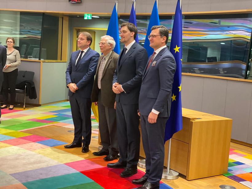 Європейський зелений курс є частиною реформ і зростання України, – Дмитро Кулеба