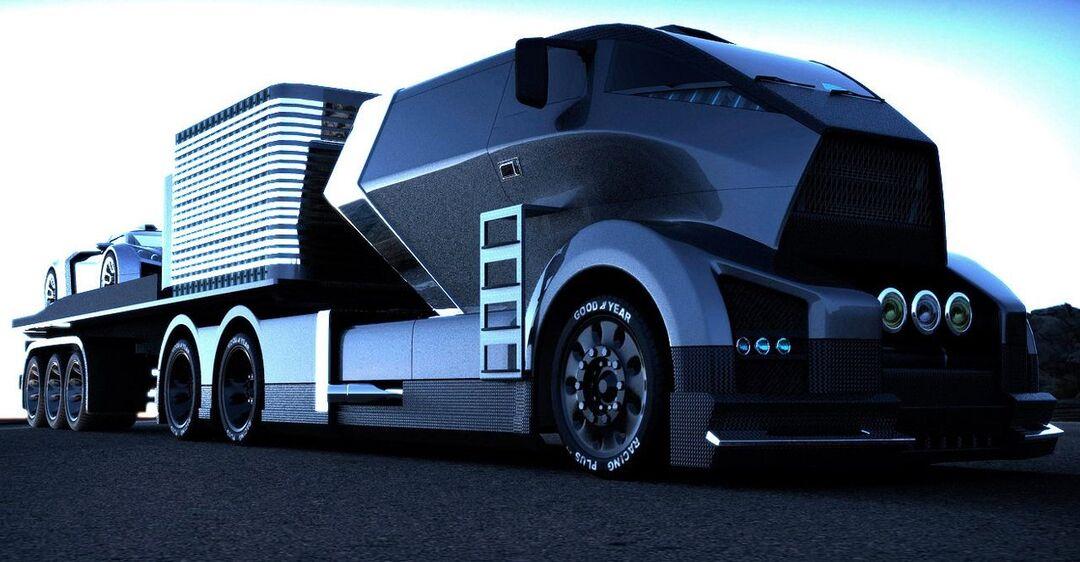 У Кривому Розі випускатимуть міські електровантажівки
