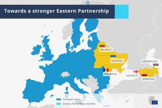 ЄС планує зменшити енергозалежність Східного партнерства від РФ – ЗМІ
